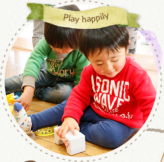 Play happily